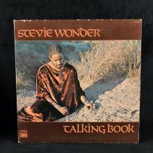 Lot 56: Vintage Stevie Wonder Vinyl Album Collection
