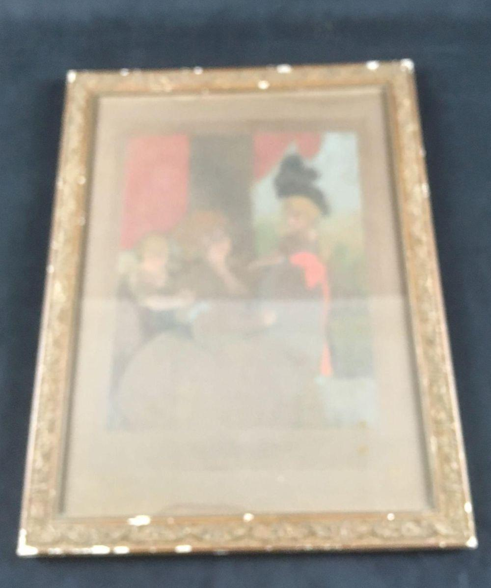 Lot 60: Sir Joshua Reynolds Jane Countefs of Harrington with Her Two Sons The Viscount Petersham and The Honorable Lincoln Stanhope Print