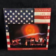 Lot 70: Vintage Tangerine Dreams Vinyl Collection
