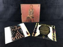 Lot 75: Vintage David Bowie Vinyl Collection