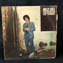 Lot 78: Vintage Billy Joel Vinyl Collection