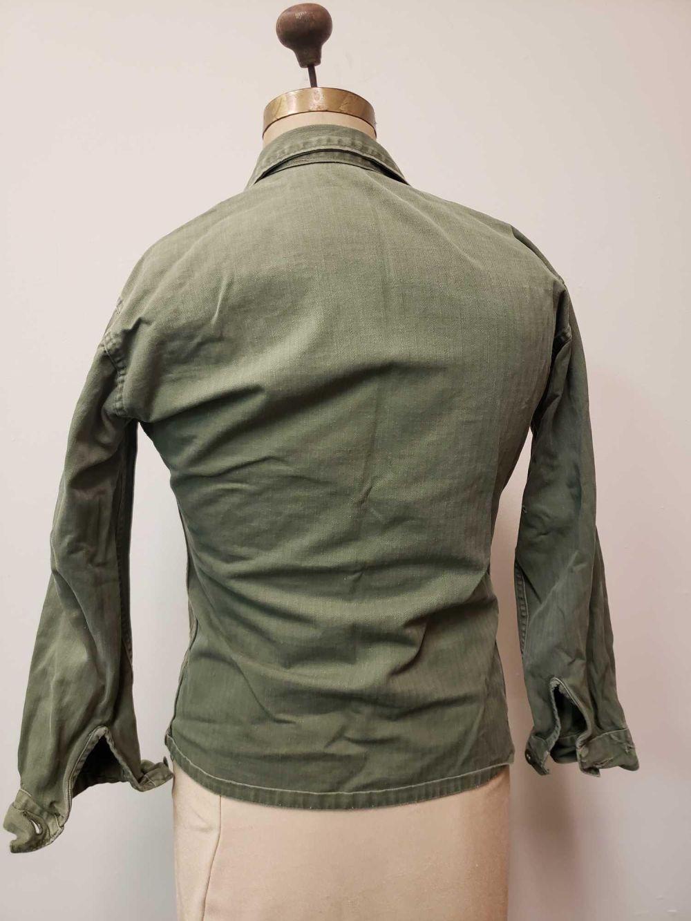 Lot 91: US Marine Corp Vintage Utility Jacket