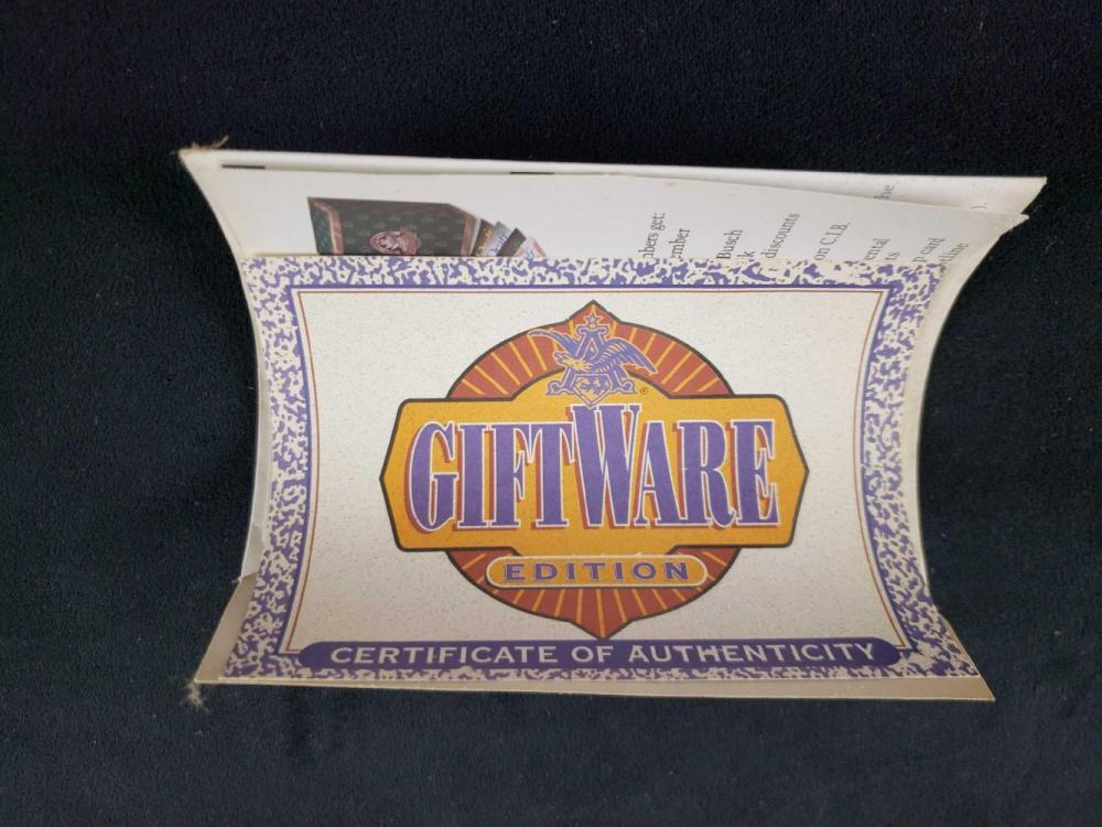 Lot 99: Lot of 3 Number 8 Dale Earnhardt Jr Beer Steins