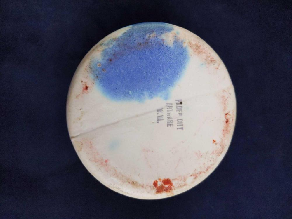 Lot 332: Vintage Pottery Universal Cambridge Co Lot of 2