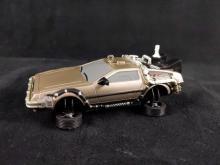 Lot 338: Hallmark Back To The Future 2014 DeLorean Ornament