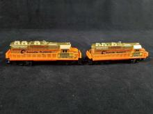Lot 339: Hallmark Lionel Train Christmas Ornaments Lot of 5