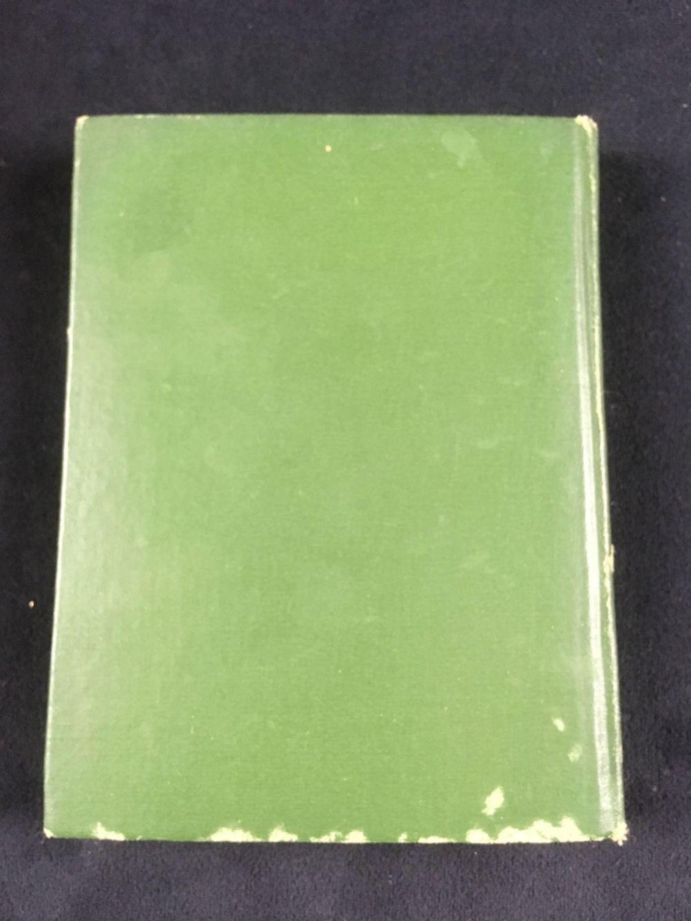 Lot 349: The Biglow Papers Green Hardcover Mini Book