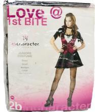 Lot 369: NOS - Jr's Halloween Costume - Vampire - Size S