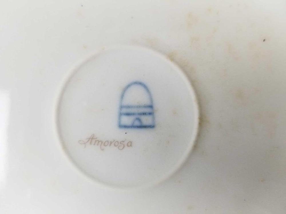 Lot 426: Antique Royal Vienna Style Portrait Cabinet Plate Of Lady Amorosa