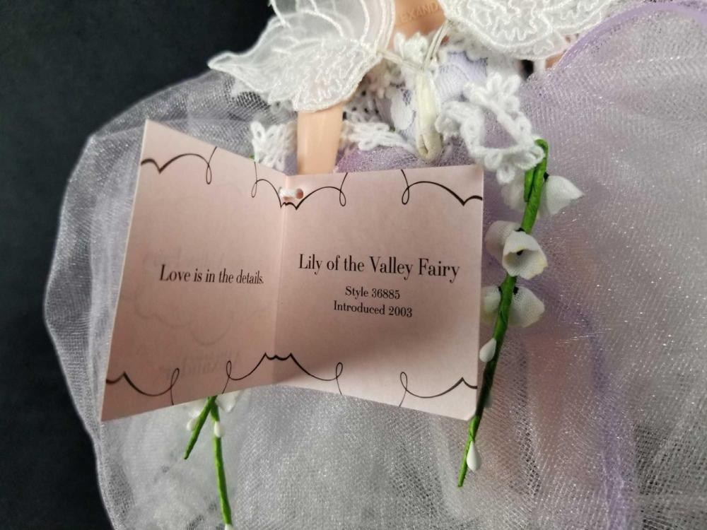 Lot 446: Lily Of The Valley Fairy