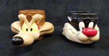 Lot 455: Novelty Cartoon Mugs