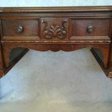 Lot 458: Antique Desk 1950's