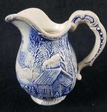 Lot 670: Made in Japan Ceramic Pitcher