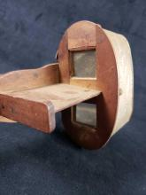Lot 691: Antique Stereoscope Viewfinder