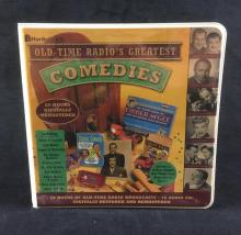 Lot 712: Old-Time Radio's Greatest Comedies 20 Hours Digitally Remastered on CD