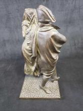 Lot 713: Antonio Pandiani, Three Figure Bronze