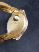 Lot 730: Swatch Irony Diaphane Water Resistant Watch