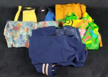 Lot 742: Lot of 5 Pieces of Disney World Crew Member Costumes