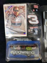 Lot 745: Lot of 4 Dale Earnhardt Die Cast Number 3 Toy Cars