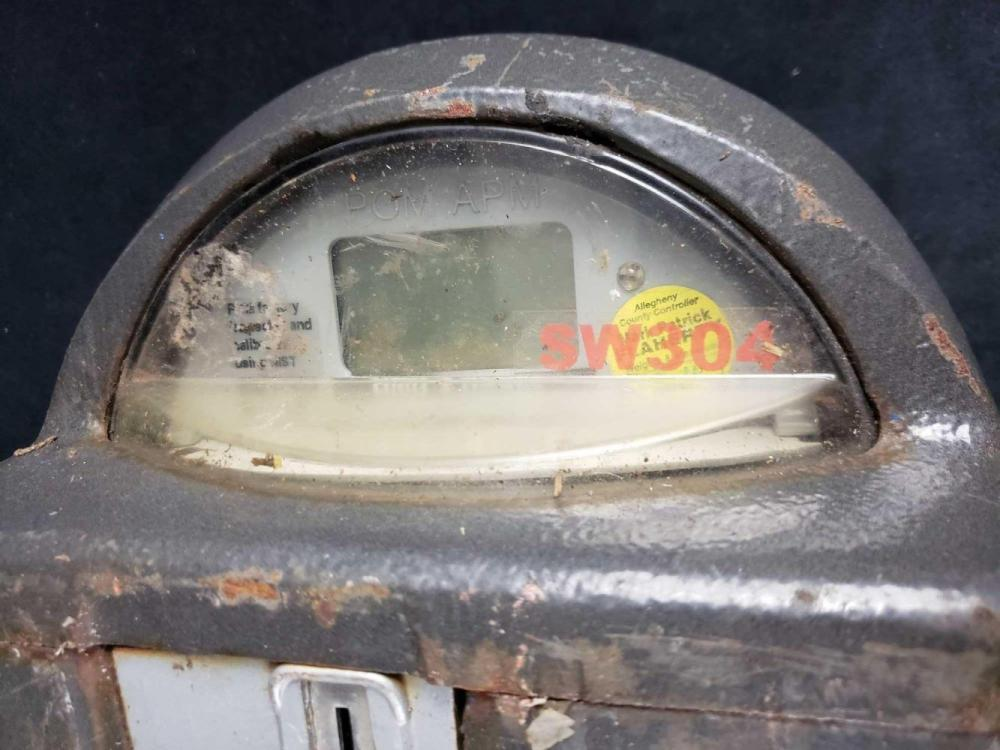 Lot 746: Allegheny County Administration Services Parking Meter