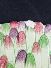 Lot 754: Italian Ceramic Asparagus Trivet