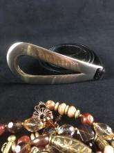 Lot 783: Collection of 5Women's Designer Belts