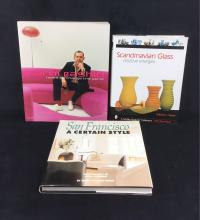 Lot 803: Library of 3 Style Books