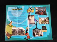 Lot 809: Disney Cast Paper Magazines Fantasia 2000 and The Emperors New Groove