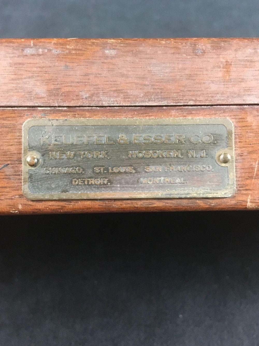 Lot 836: Antique Leroy Scriber