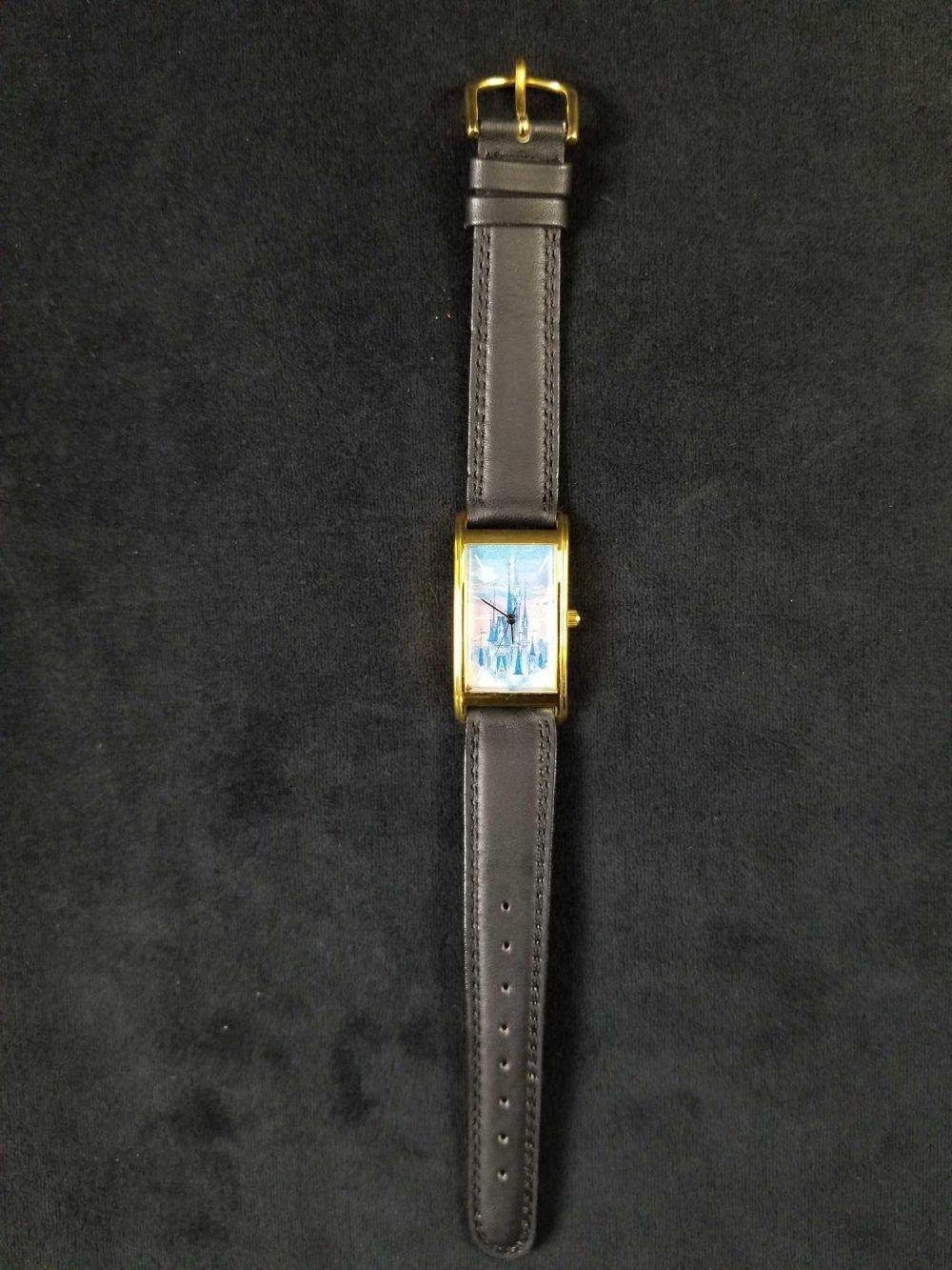 Lot 841: Disney Limited Edition Watch of Cinderellas Castle