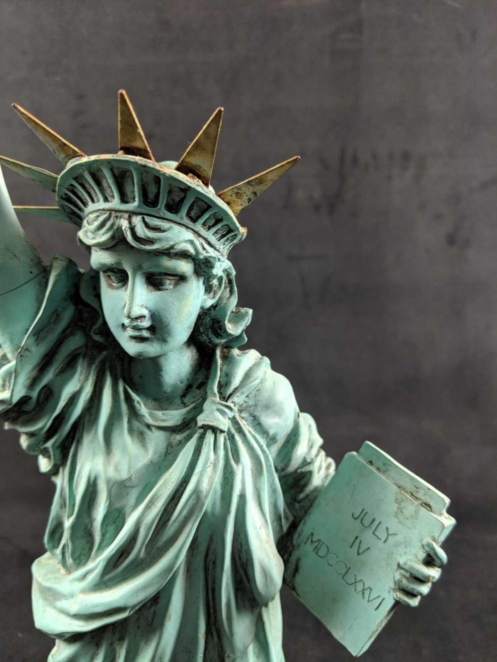 Lot 474: 1986 Liberty Centennial Statue Of Liberty Lawn Sprinkler