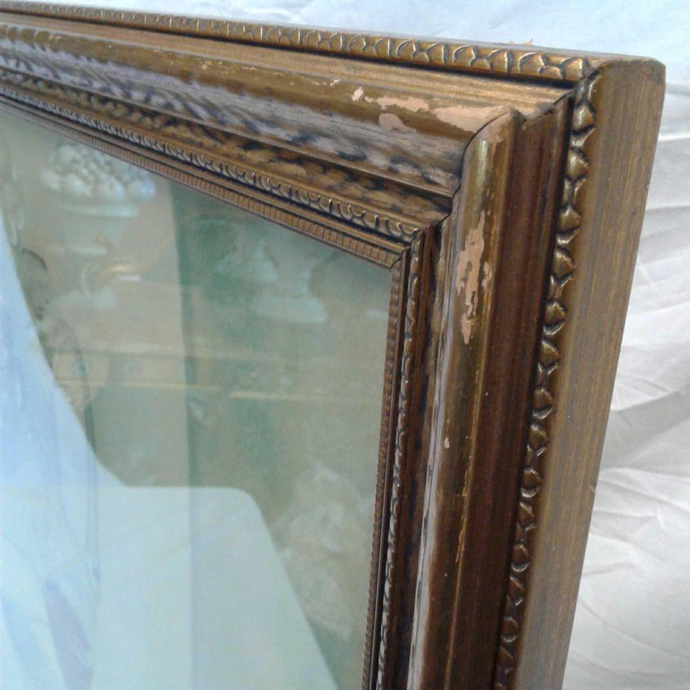 Lot 540: Framed and Glazed Print, Still Life