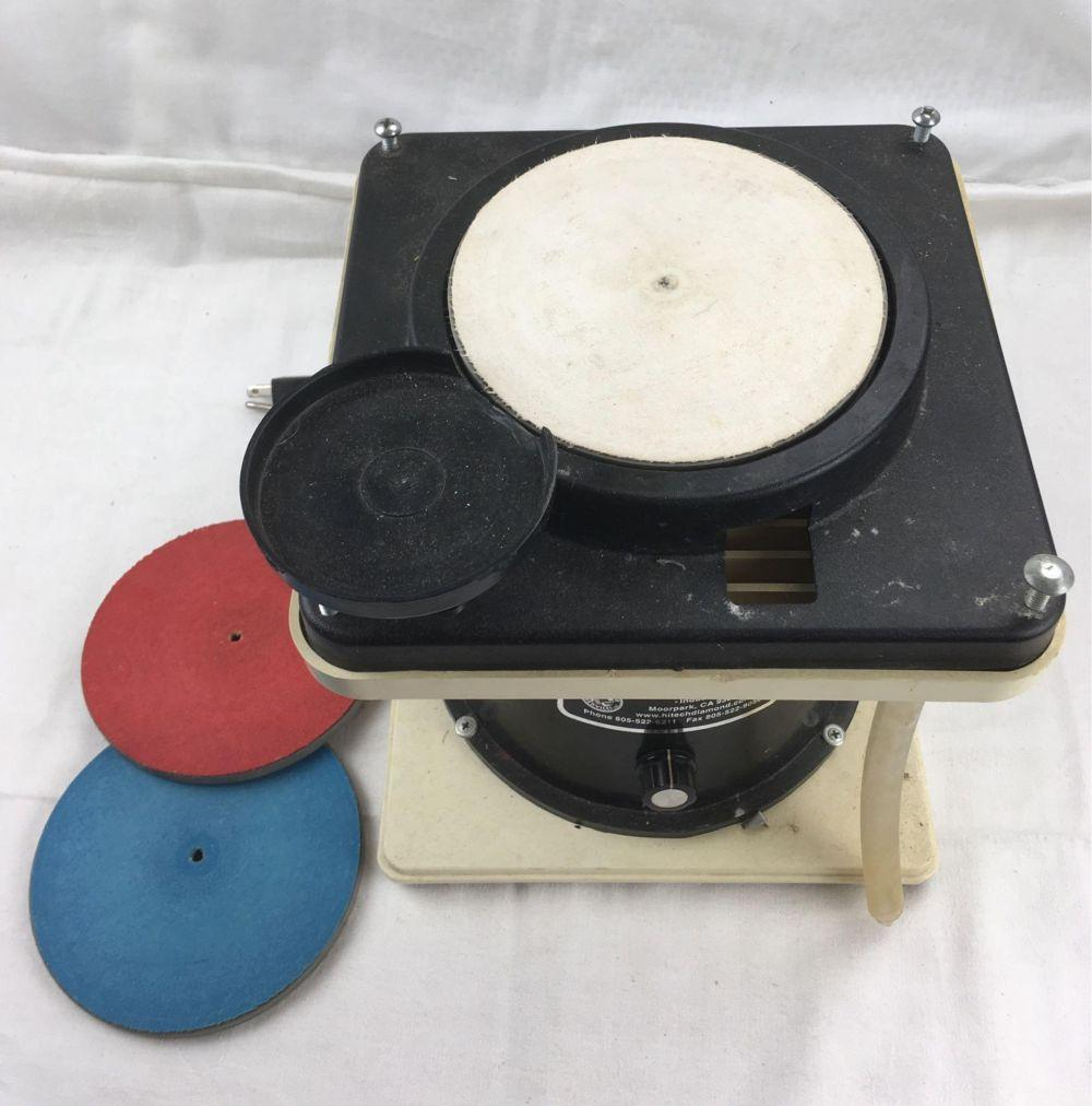 Lot 545: High Tech All-U-Need Flat Lap Grinding Machine