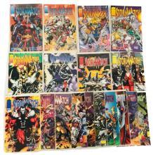 Lot 546: Stormwatch Image Comics Issue 0 Thru 17