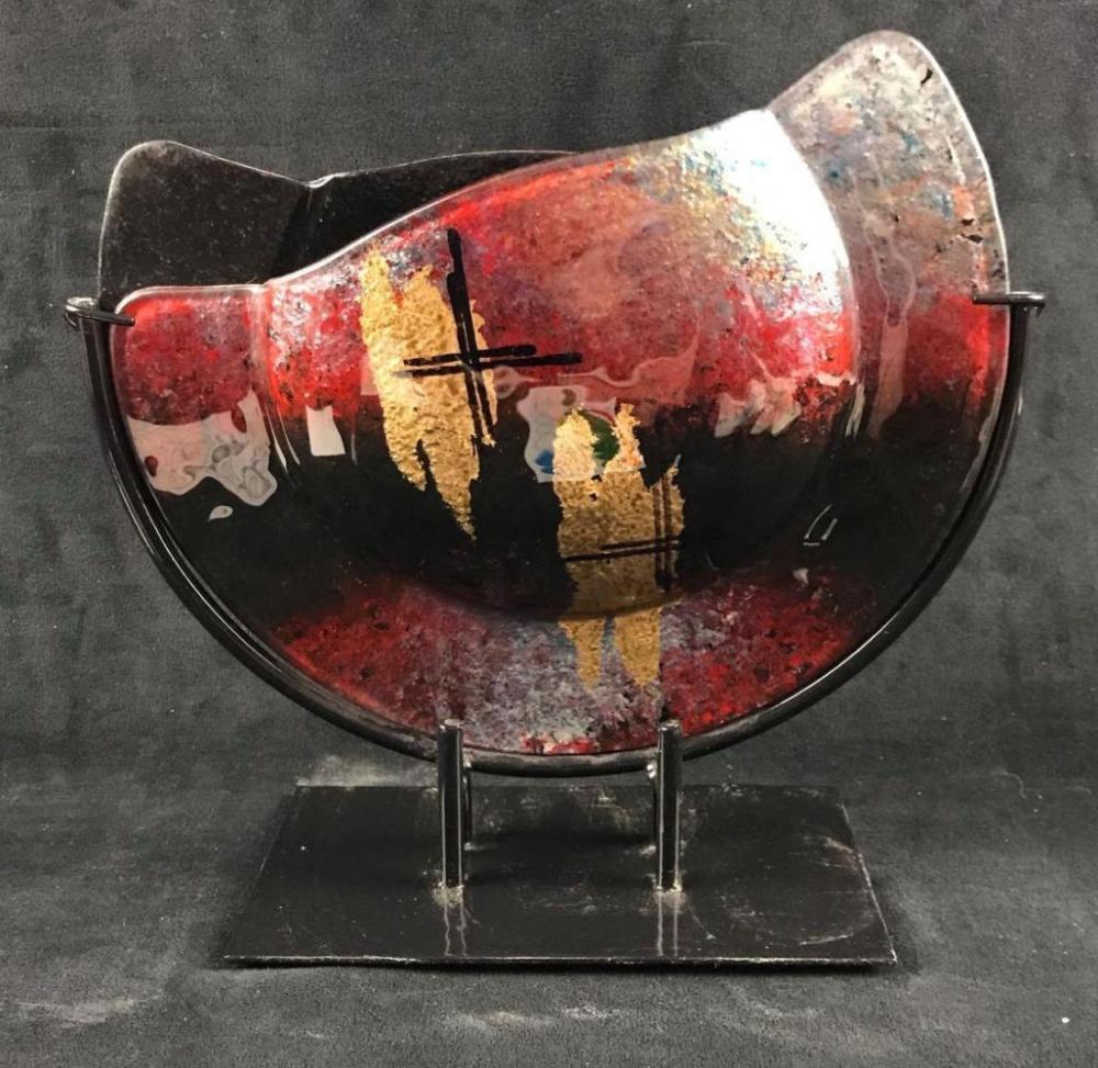 Lot 552: Decorative Art Sculpture