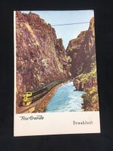 Lot 584: Collection of 4 Ephemeral Pieces of Western Travel