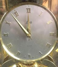 Lot 586: Vintage Schatz 400 Day Carriage Clock