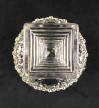 Lot 592: Vintage Glass Candy Dish
