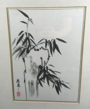 Lot 617: Chinese Brush Painting by Kuei Dorman