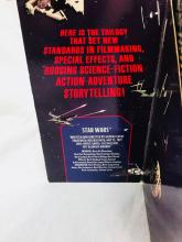 Lot 616: 2 Star Wars Trilogy VHS Sets 1992 1997