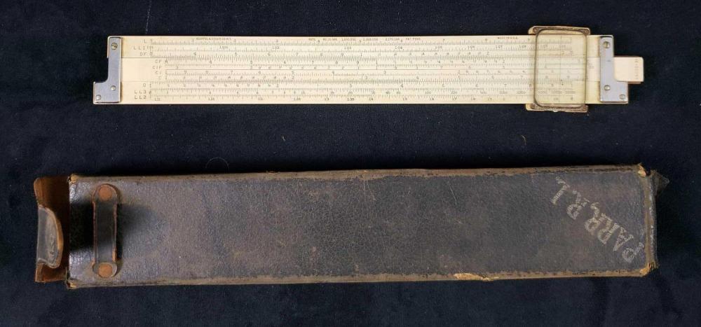 Lot 626: Set of 3 Antique Rulers