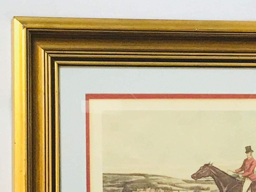 Lot 651: Vintage Print by CB Stock, Original Art by W. Shayer