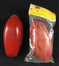Lot 656: 2 Vintage Tinplate Pop Pop Boat with One New in the Original Packaging