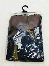 Lot 1030: NOS - Halloween Costume Accessory - WOLF SHIRT - One Size Adult - Brown