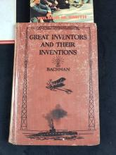 Lot 1039: Lot of 8 Vintage and Antique Books