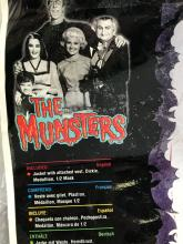 Lot 1041: NOS - Men's Halloween Costume - Grandpa Munster - Size M Adult