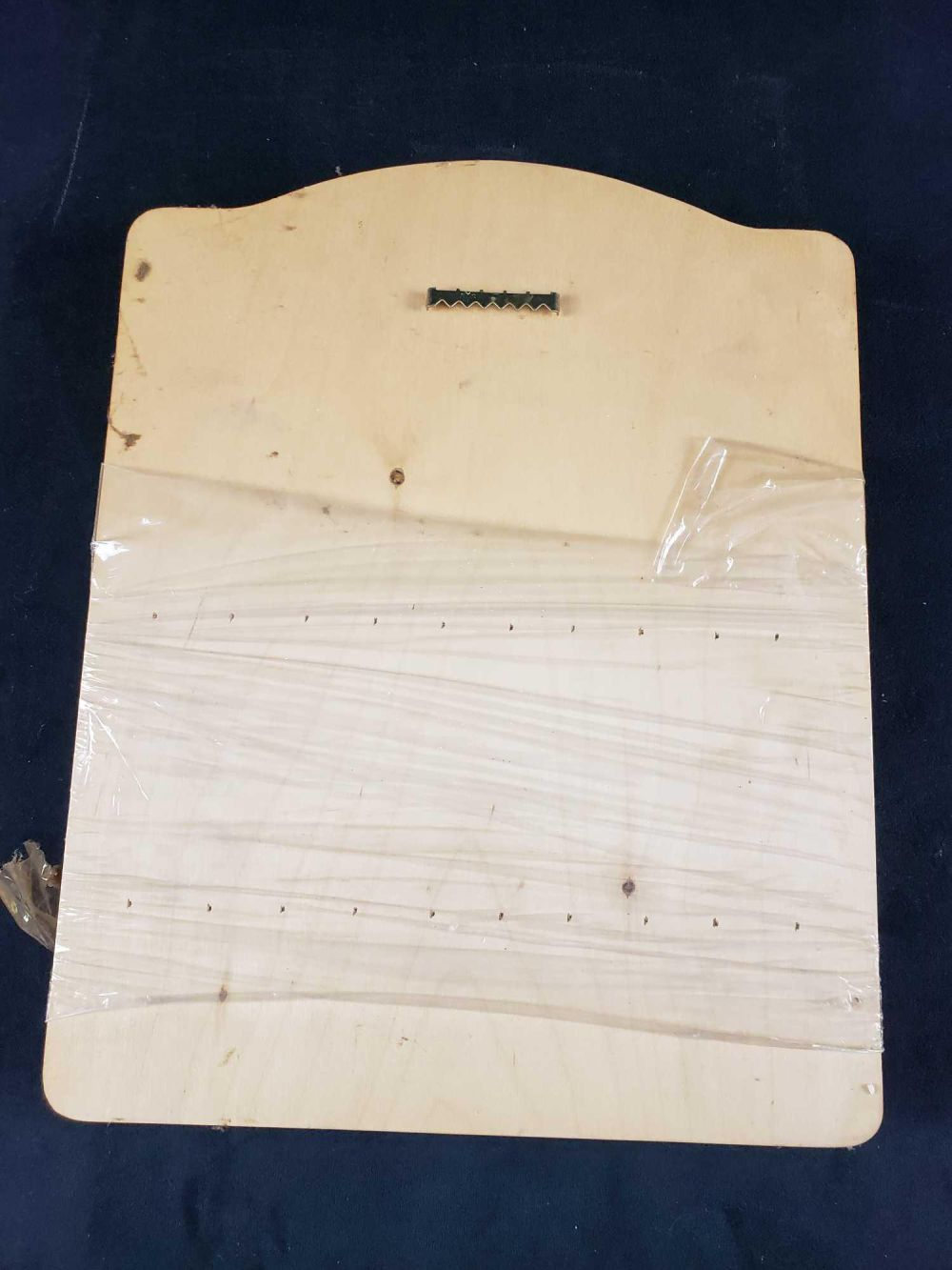 Lot 1047: The History of Cut Nails in America Wooden Display