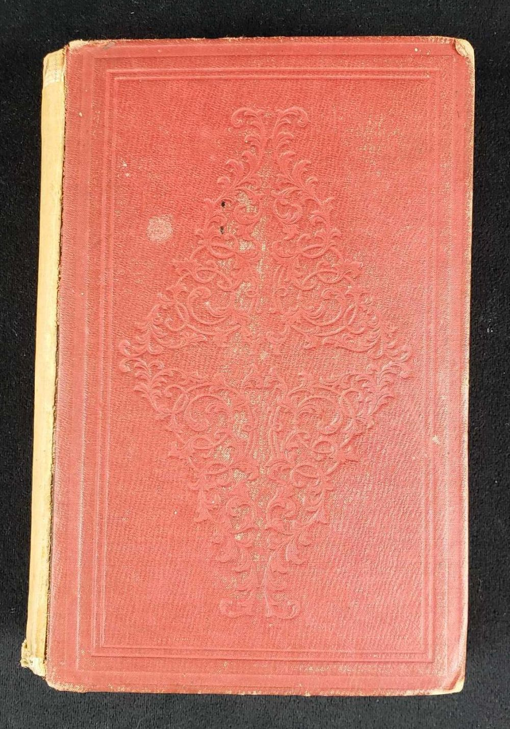 Lot 1049: 1852 What I Saw in England or Men and Things in The Great Metropolis by David W Bartlett Hardcover Book First Edition