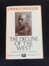 Lot 1081: The Decline Of The West By Oswald Spengler