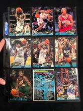 Lot 1092: Basketball Card Collection